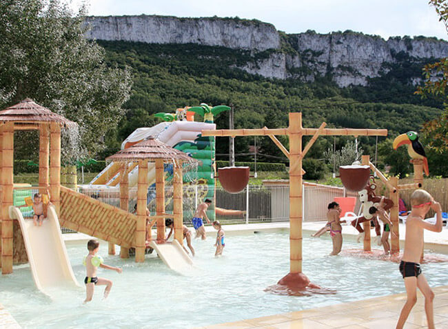 carte photos - Camping Dans L Aveyron Avec Piscine