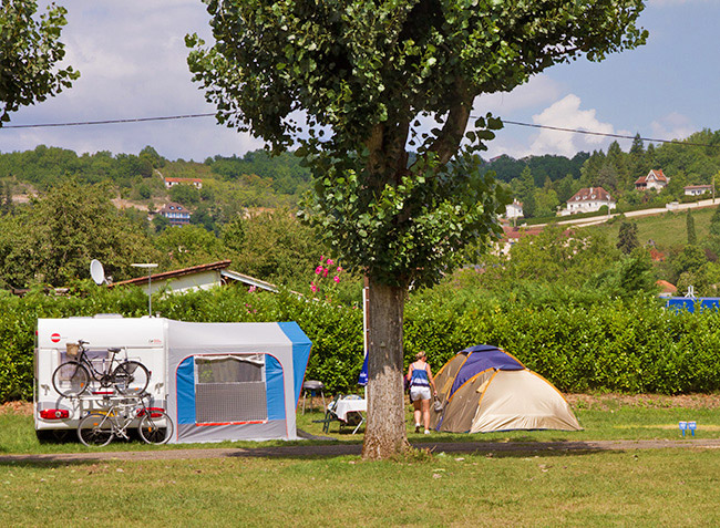 camping Les Ondines emplacements tentes-4