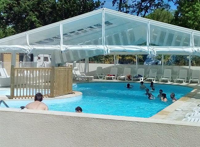 Camping la cailleti re dolus d 39 ol ron 17 charente for Camping poitou charente piscine