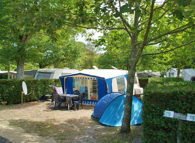 camping Bimbo emplacement tente-6