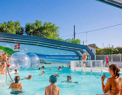 Camping pays basque nos campings avec piscine sur la for Camping avec piscine pays basque