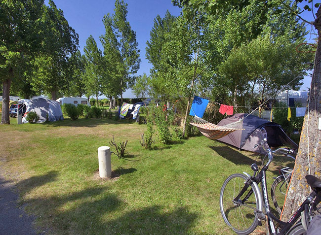 camping Bois Soleil emplacement-7