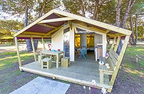 location tente freeflower