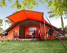 location tente camping bretagne