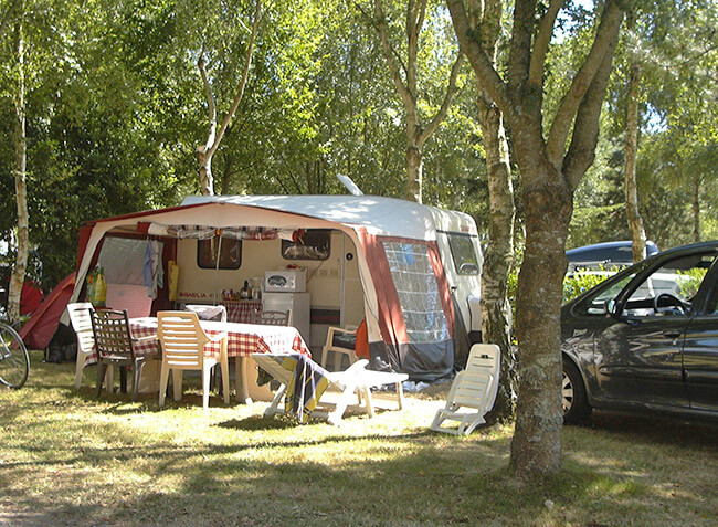 Camping les jardins de kergal guidel 56 morbihan for Camping le jardin de kergal