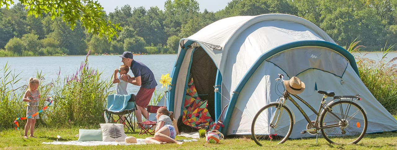 Promo camping : 1 nuit offerte en emplacement