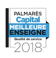 Flower Campings : distinction meilleure enseigne camping 2018 par capital