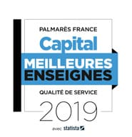 Flower Campings : distinction meilleure enseigne camping 2019 par capital