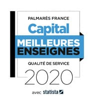 Flower Campings : distinction meilleure enseigne camping 2020 par capital