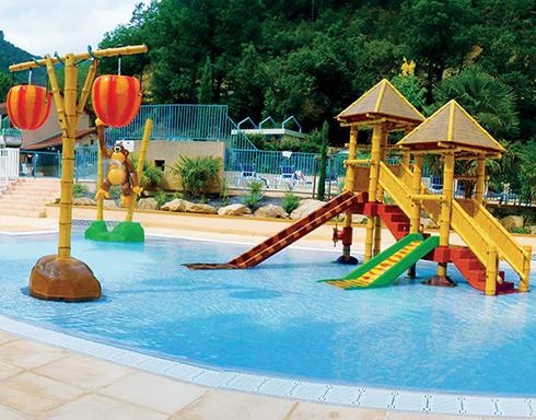 Camping en aveyron s lection de campings avec lac for Aveyron camping avec piscine